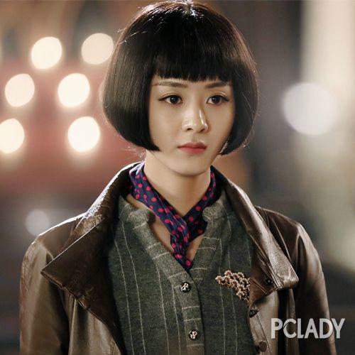 刘诗诗周孩子赵丽颖民国小花发型味道烫发手偏爱剂流量对冬雨图片