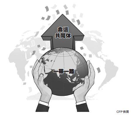 """""""一带一路""""中国高校大有可为图片"""