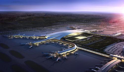中免集团成功签约广州白云机场二号航站楼出境