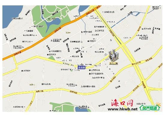 海南医学院地图