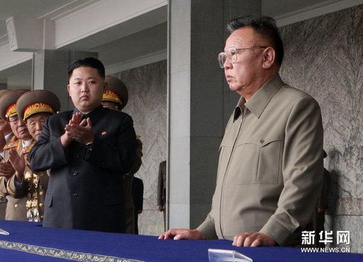 日官员:美日韩考虑就金正日逝世举行高层对话