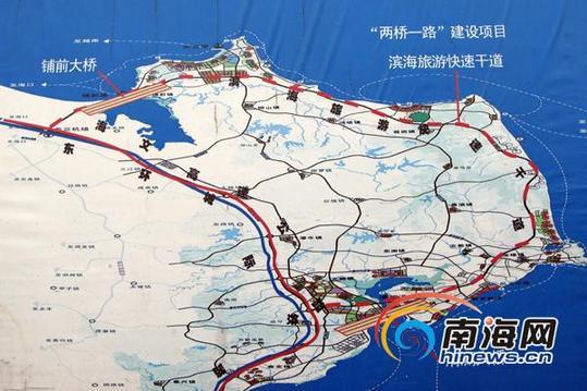 文昌 月亮湾 规划图