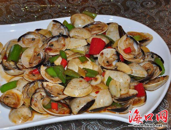 海南乡土特色菜好看好吃