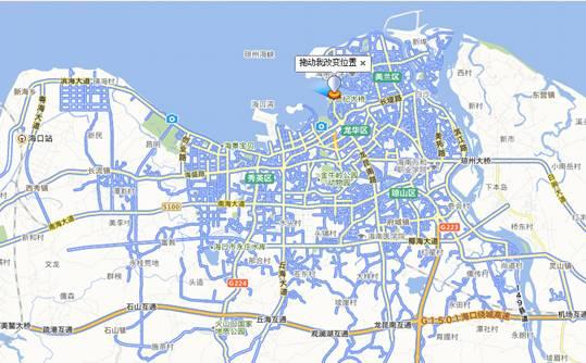 升级微信微博分享功能 SOSO海口街景地图特