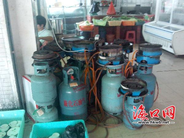 煤气罐安装的步骤图片
