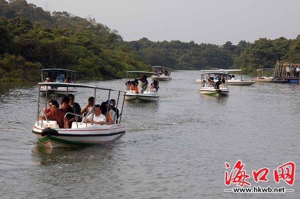 海口市人民代表大会常务委员会关于加强东寨港红树林湿地保护管理的