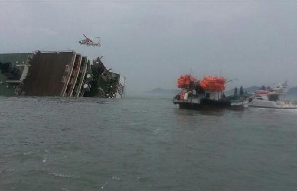 04-16 09:38 【最新消息:沉船曾撞上礁石】韩国媒体报道称,沉船曾撞