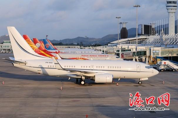 3架飞机三亚凤凰机场紧急起飞