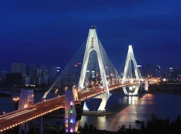 海口世纪大桥