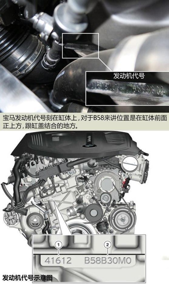 B58发动机有两大质的飞跃:1.采用了封闭式水道缸体,跟开放式水道的N54/55相比是天壤之别;2.涡轮增压的中冷改用水冷方式,而N54/55采用的是风冷。 - 如何承受更大的压力?   先说一下封闭式水道。这种架构的发动机缸体,除了留有冷却液管道开孔之外,气缸上部跟气缸本体外壳闭合连接,起支撑作用;这可以增强气缸强度,因此可以承受更大的缸压。而对于开放式水道的发动机,假如缸压过大、超出设计极限的时候,可能会造成气缸移位甚至缸壁破裂。所以这就是为何宝马一直都不把N54/55的功率往上抬太多的根本原因