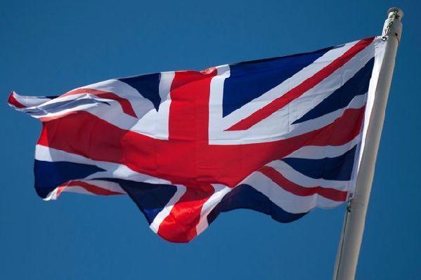 英国国旗.(新华/法新)