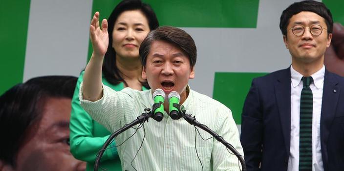 (国际)(2)韩国总统选举即将举行