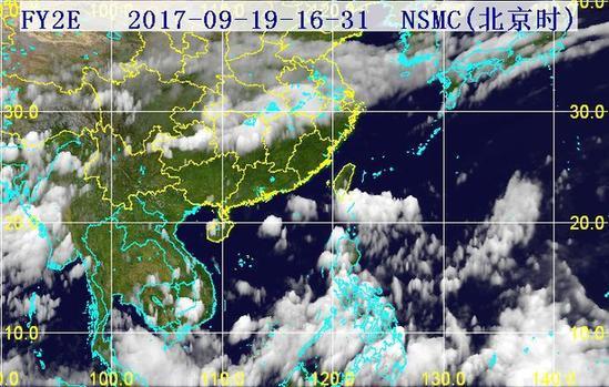31分三维红外卫星云图.(图片来源:海南省气象局)-22日至25日图片