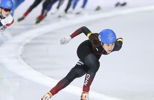 (冬奥会)(1)速度滑冰——女子集体出发赛况