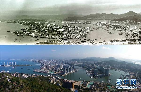 (潮起海之南)(1)海南城市的变迁