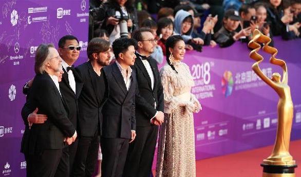 (北京电影节)(1)第八届北京国际电影节闭幕