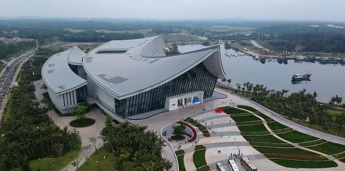 (XHDW)(1)中国(海南)南海博物馆开馆