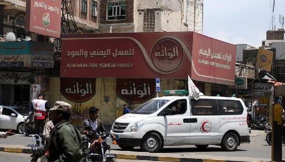 (国际)(3)也门总统府遭空袭至少6人死亡