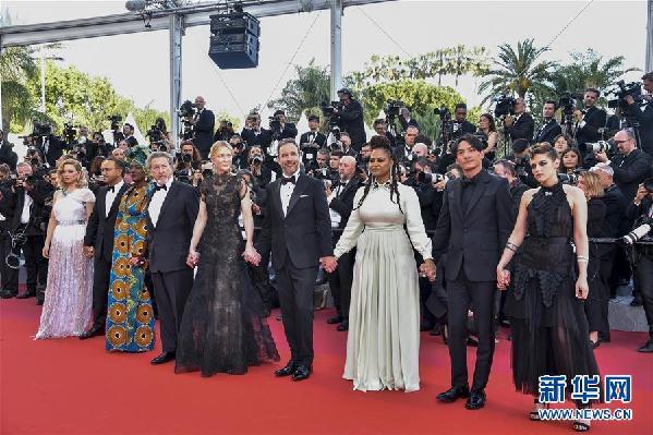 (国际)(1)第71届戛纳电影节开幕