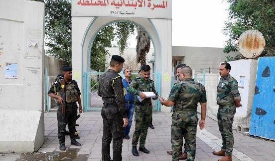 (国际)(2)伊拉克国民议会选举前加强安保
