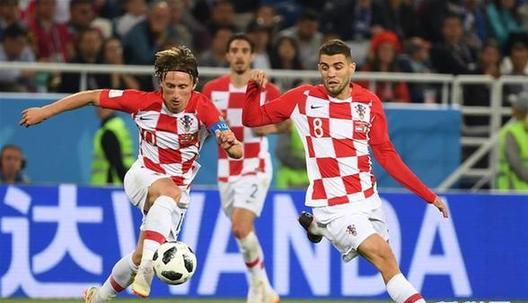 (世界杯)(3)足球——D组:克罗地亚队胜尼日利亚队