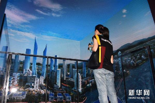 (文化)(5)2018青岛国际VR影像周活动举行