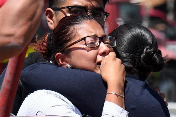 (国际)(4)墨西哥中部一烟花厂爆炸至少19人死亡