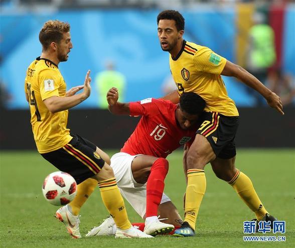 (世界杯)(1)足球——比利时队获季军 创历史最佳战绩