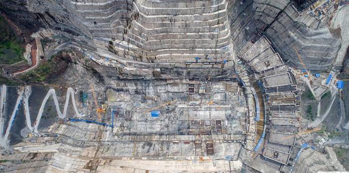 (大江奔流——来自长江经济带的报道·图文互动)(3)一个世界级绿色能源基地正在崛起