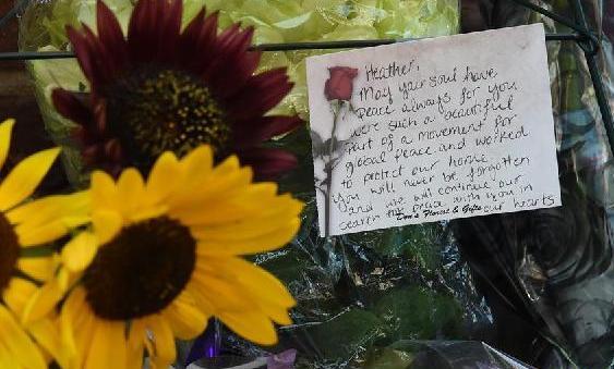 (国际)(2)美国夏洛茨维尔纪念暴力事件一周年