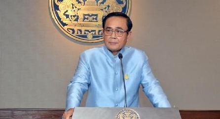 (国际)(1)泰国总理说近期将部分解除政党活动限制