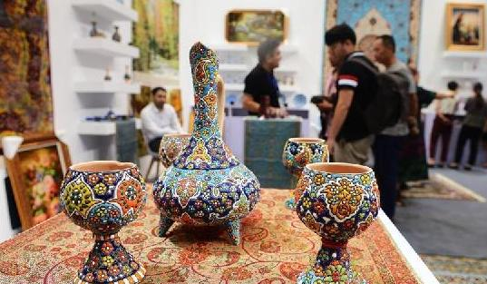 (经济)(1)第六届中国-亚欧博览会在乌鲁木齐开幕