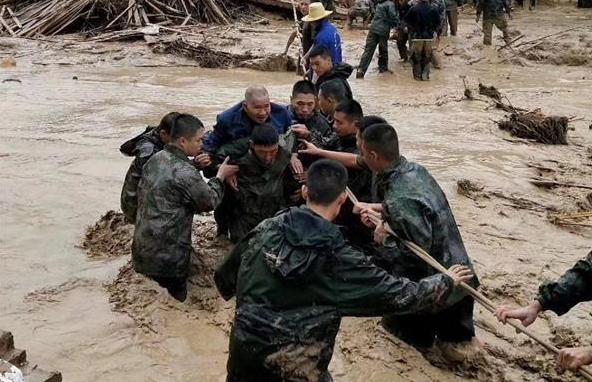 (XHDW)(2)云南麻栗坡县发生洪涝灾害致5人死亡多人失联