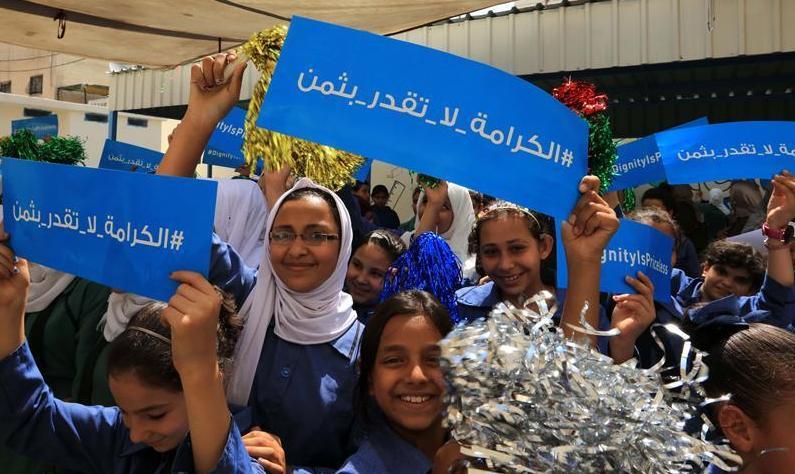 (国际)(1)联合国近东救济工程处总干事强调继续为巴勒斯坦难民服务