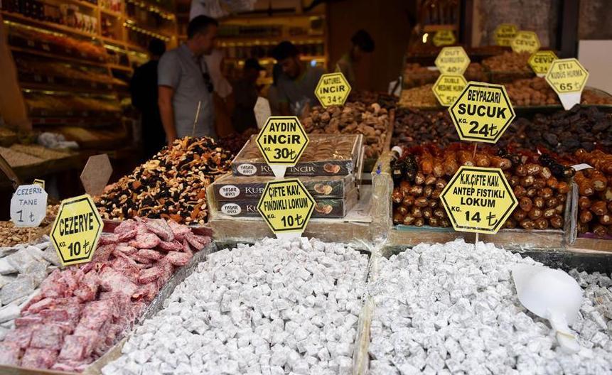 (国际)(1)土耳其8月通胀率创新高