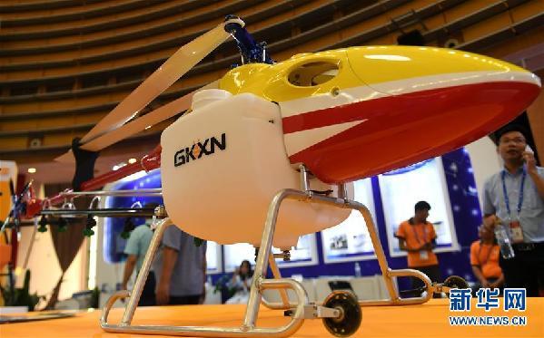 (中国-东盟博览会·新华视界)(1)博览会上的高科技产品