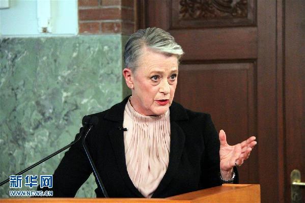 (国际)两名反性暴力人士获得2018年诺贝尔和平奖