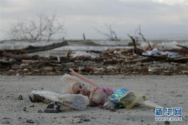 (国际)(2)印尼地震和海啸已造成2045人死亡