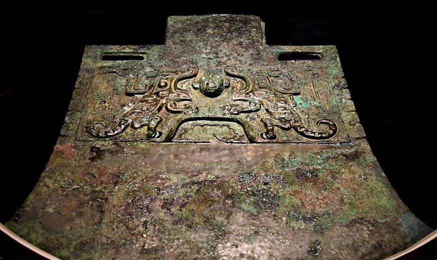(XHDW)(6)殷墟妇好文物在安阳展出