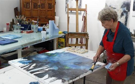 (XHDW)(3)休斯敦举行艺术社区开放日活动