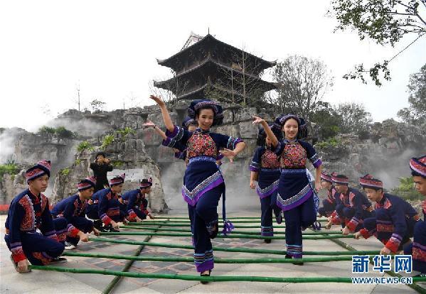 (社会)(2)第十二届中国(南宁)国际园林博览会开幕