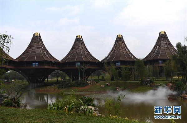 (社会)(4)第十二届中国(南宁)国际园林博览会开幕