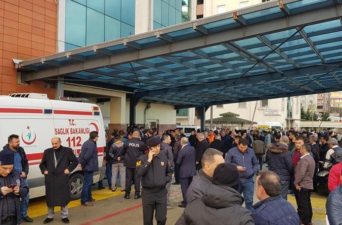 (国际)(3)土耳其一警察局发生枪击事件