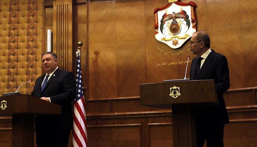 """(国际)蓬佩奥称美从叙撤军不会削弱打击""""伊斯兰国""""国际联盟实力"""