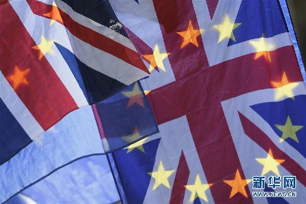 "(XHDW)(1)英国议会将于下周就""脱欧""协议举行投票"