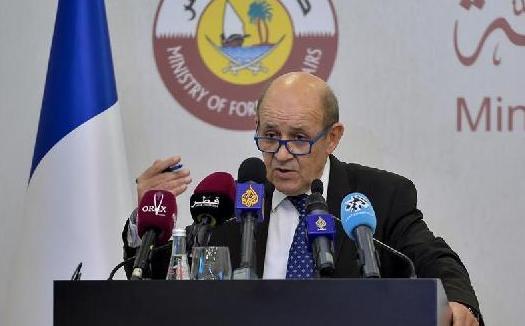 (国际)(3)卡塔尔与法国签署战略对话意向协议