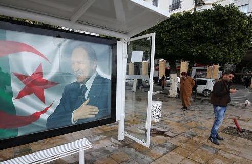 (国际)阿尔及利亚总统宣布参加总统竞选
