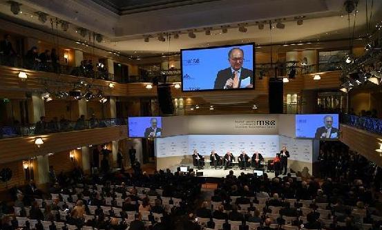 (国际)(2)慕尼黑安全会议闭幕