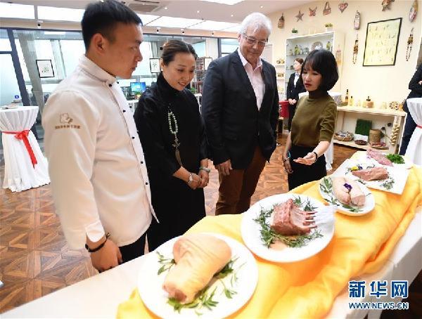 (服务)(1)法国品牌猪肉正式进入中国市场