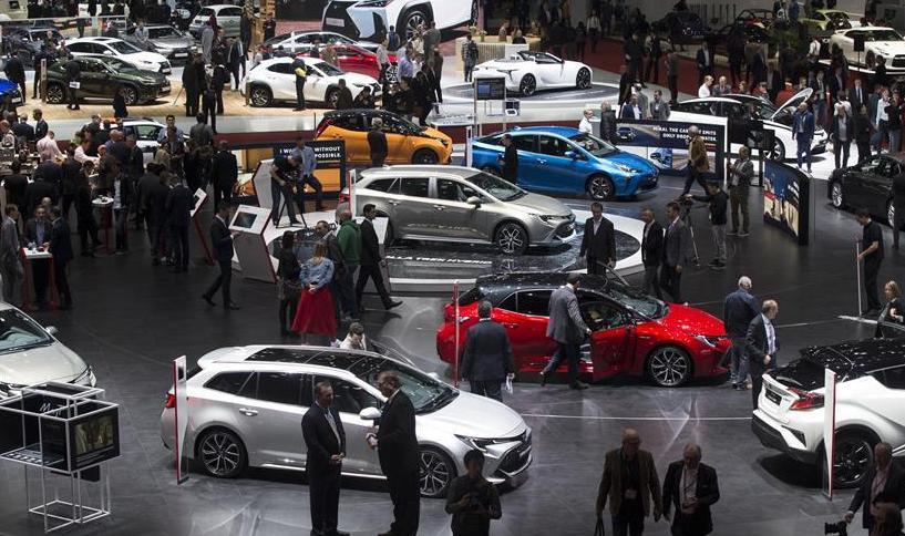 (国际)(1)日内瓦国际车展举行媒体日预展